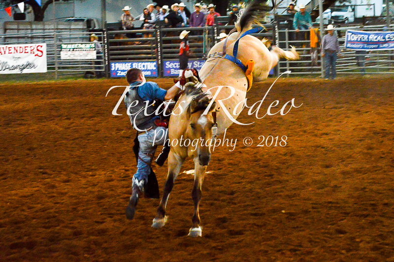 Texas Rodeo Photography August 17 2018 Lester Meier